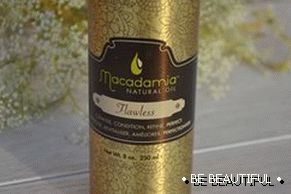 Flawless Mousse by Macadamia Natural Oil